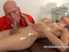 Christians Shemale Massage - Scene 5