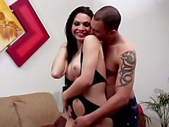 The Worlds Sexiest She Males Barebacking - Scene 1