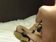 Hilomi Crossdresser Love Sex Part Creampie