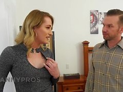TrannyPros Candy Marie Wants to Fuck her Man B4 Date Night! - TgirlSexMatc