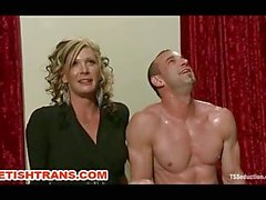 Famous Cock of Transsexual Morgan Bailey