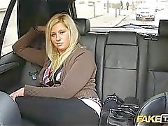 Hardcore sex with my passenger in publc